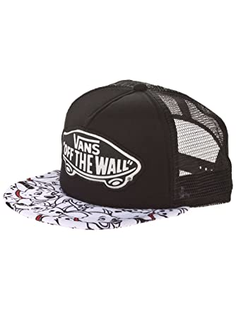 Image Unavailable. Image not available for. Color  Vans Adult Disney 101  Dalmatians Trucker Hat fb1c13e342a