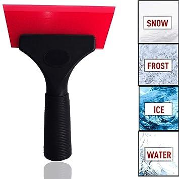 Klicop Escurridor de hielo Escobilla de goma Escobilla de goma Escobilla de goma Limpiador de agua