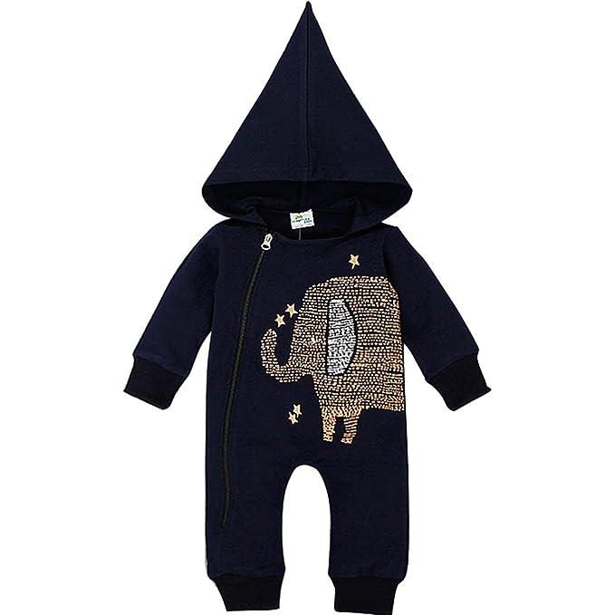 timeless design 48a3c 7751c Bebone Baby Strampler Jungen Mädchen Overall Babykleidung ...