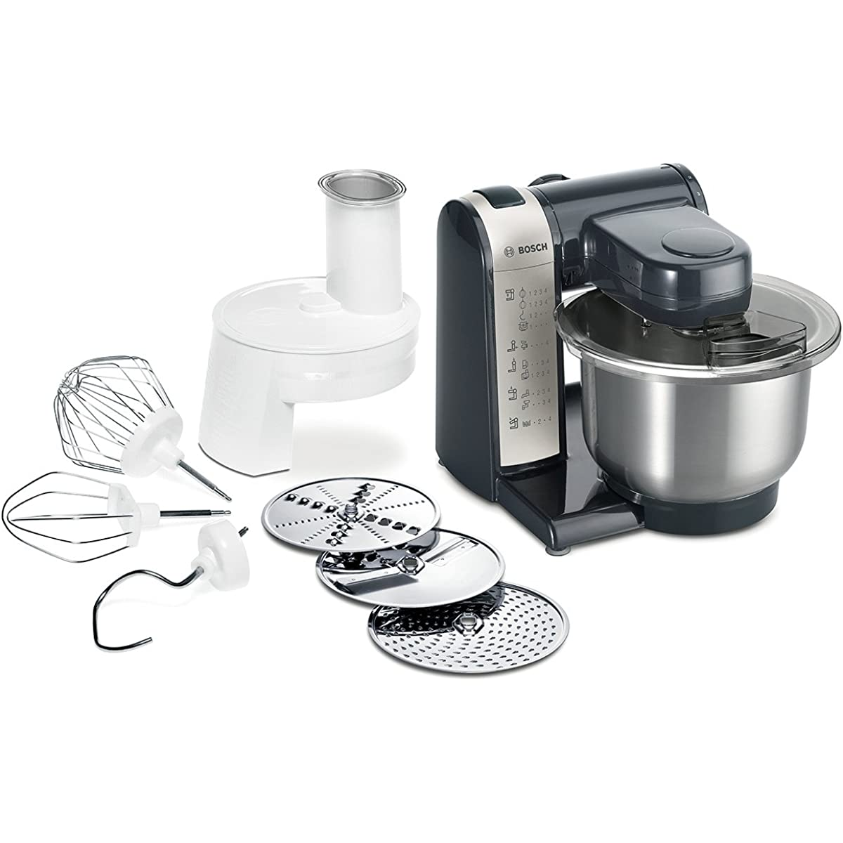 Eine Küchenmaschine kann Ihnen während der Zubereitung von Speisen unzählige Arbeitsschritte ersparen.