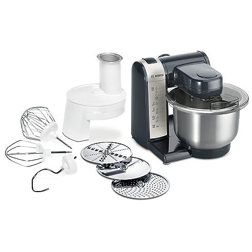 bosch küchenmaschine mixer rezepte