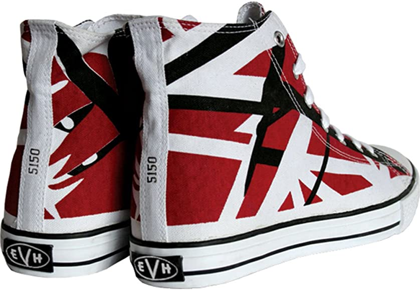 Amazon.com   Eddie Van Halen (EVH) Red