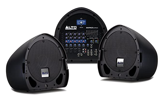 Review Alto Professional MixPack Express