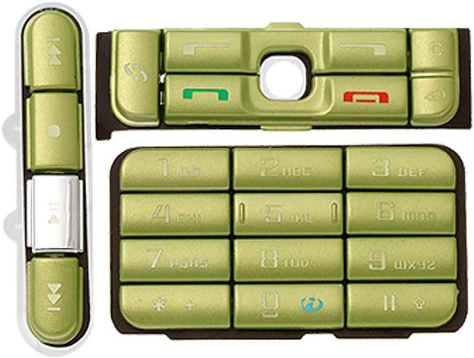 Móvil Celular Teléfono Móvil de Reparación teclado Botón ...