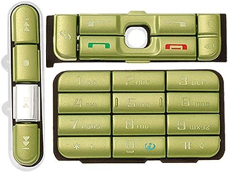 Móvil Celular Teléfono Móvil de Reparación teclado Botón para ...