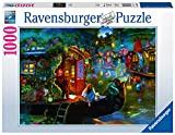 build a burger - Ravensburger -Wanderers Cove - 1000 pc Puzzle