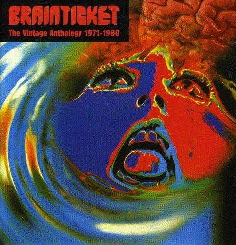 CD : Brainticket - The Vintage Anthology 1971-1980 (Boxed Set, 4 Disc)