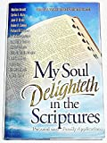 img - for My soul delighteth in the scriptures book / textbook / text book