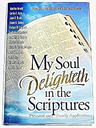 My soul delighteth in the scriptures