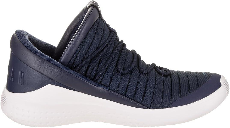 pretty nice 358d6 d6996 Jordan Nike Men s Flight Luxe Midnight Navy White White Training Shoe 7.5  Men. Back. Double-tap to zoom