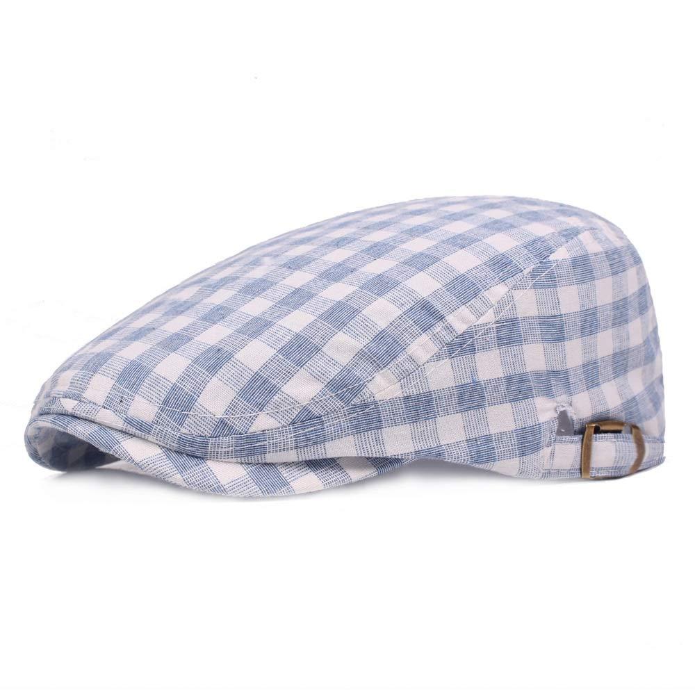 DIMDIM MYCHOME Sombreros de Cuadros para Mujer, Gorras Juveniles ...