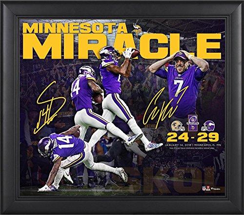 - Minnesota Vikings Framed 15