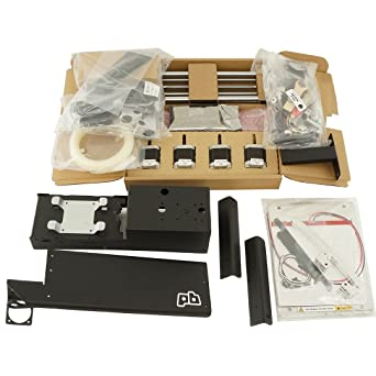 printrbot simple kit 1403 with heated bed and aluminum handle