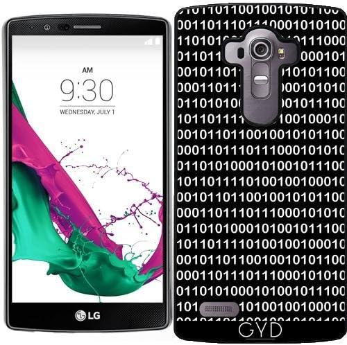 Funda para LG G4 - El Código Binario En Dos by Brucestanfieldartist: Amazon.es: Electrónica