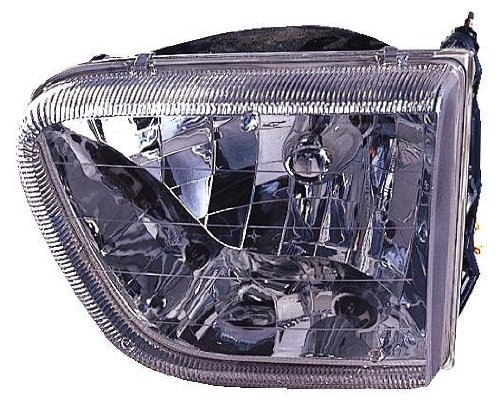 Depo 331-1179L-AS Mercury Mountaineer Driver Side Replacement Headlight (Mercury Mountaineer Headlight Lh Driver)