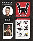 B.A.P - [MATRIX] 4th Mini Album Special A Ver CD+Photobook+MD SET SHISHI MATO K-POP bap