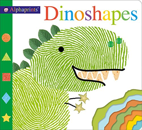 Alphaprints: Dinoshapes ()