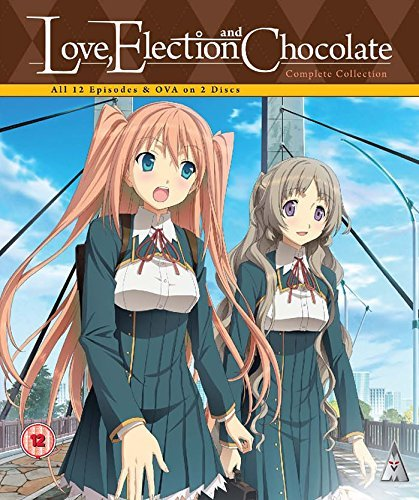 Love Election & Chocolate Collection - Election Collection