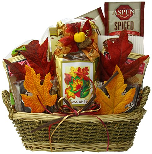 Gift Basket Village Autumn Gift Basket