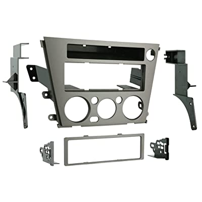 Metra 99-8901 Single DIN Installation Kit for 2005-2007 Subaru Legacy (Excluding Outback Sport): Car Electronics