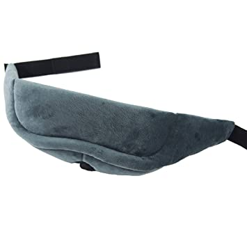 2c8652c8d44 Image Unavailable. Image not available for. Color  Travelicons 3D Travel  Sleep Mask with 2 Earplugs ...