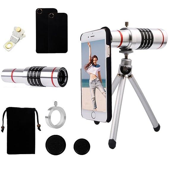 buy online 14d7e 312b8 Amazon.com: iPhone Telephoto lens, Lingwei 18X iPhone 6/6s/6 plus/6s ...