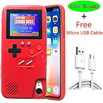 Amazon.com  LAYOPO Gameboy iPhone Case d4d47932fb