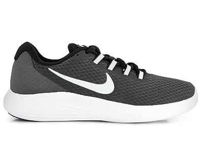 2486f8236 Nike Women s Lunarconverge Grey Running Shoes (9.5 B - Medium ...