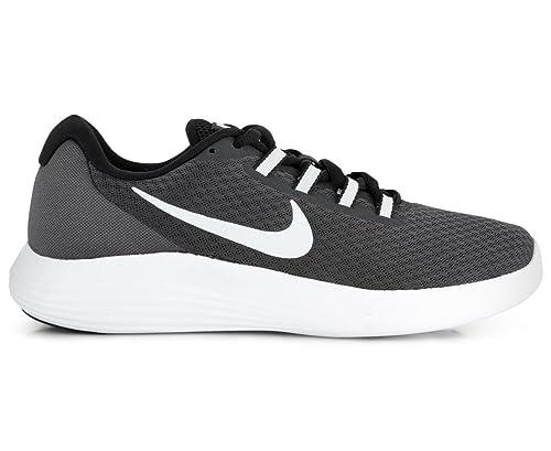 Nike Women s Lunarconverge Grey Running Shoes (9.5 B - Medium ... 870e737b3