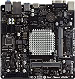 Biostar J3160NH Mini ITX Motherboard CPU Combo, On Board CPU Intel Celeron Quad Core J3160