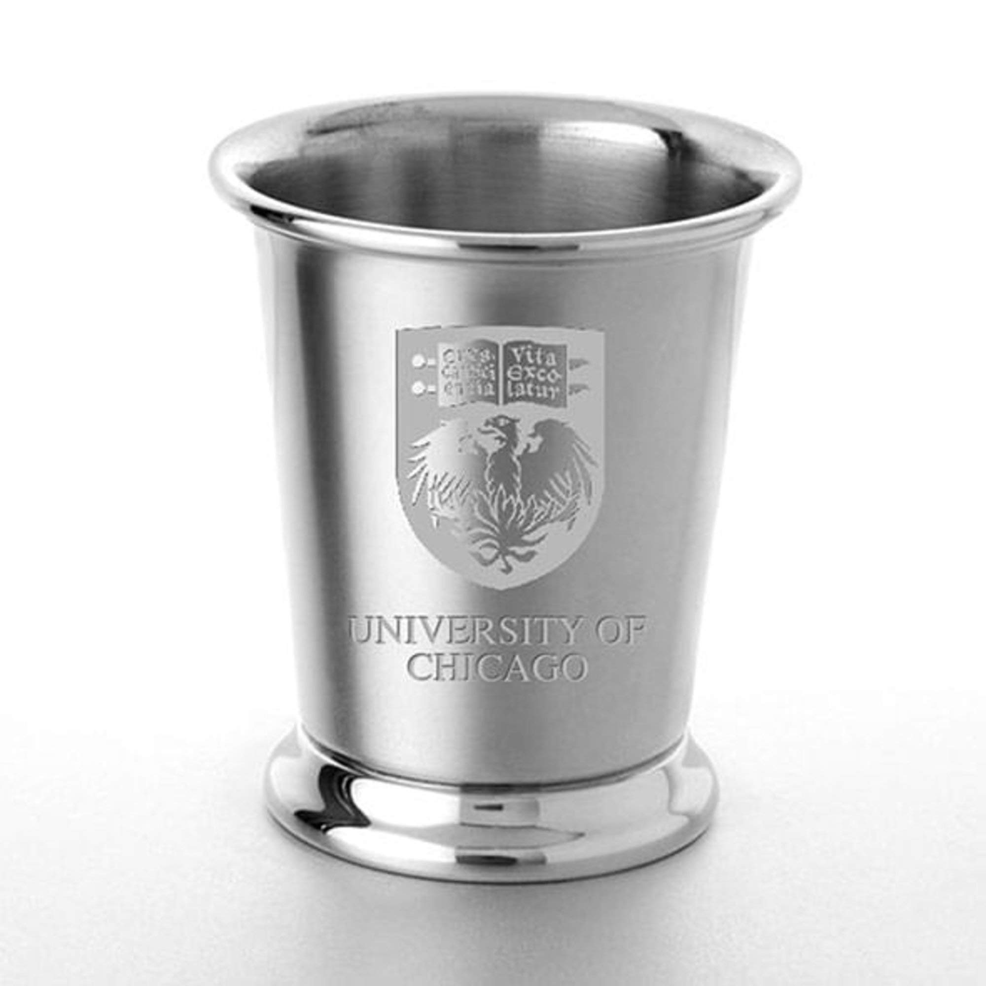 M. LA HART Chicago Pewter Julep Cup