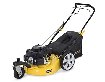 Powerplus POWXG60230 Walk behind lawn mower Gasolina Negro ...