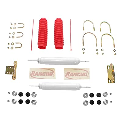 Rancho RS98501 Steering Stabilizer Kit: Automotive