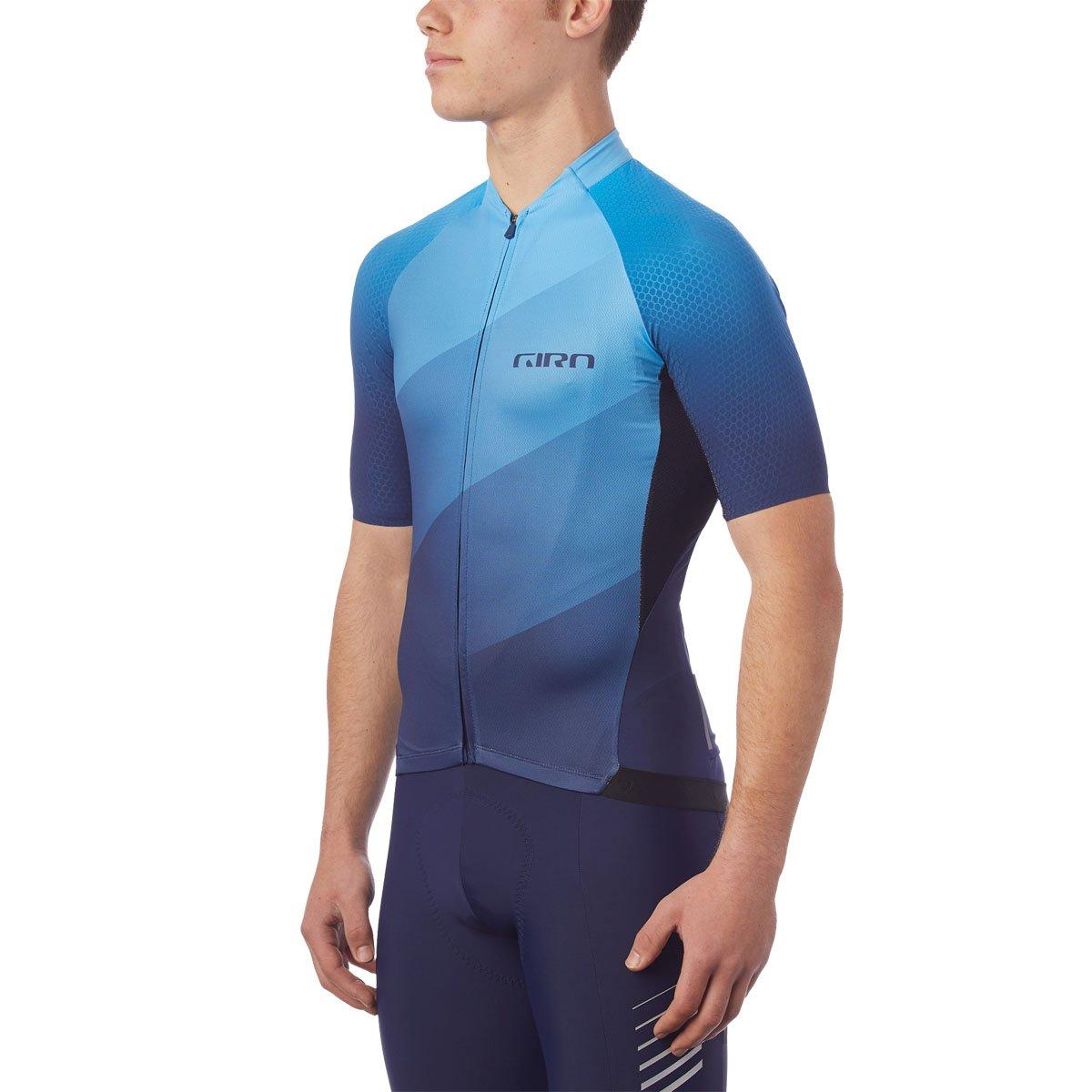Giro Chrono Pro Short Sleeve Jersey XL Midnight Cascade