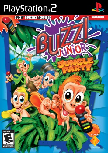 Buzz! Junior Jungle Party - PlayStation 2 ()