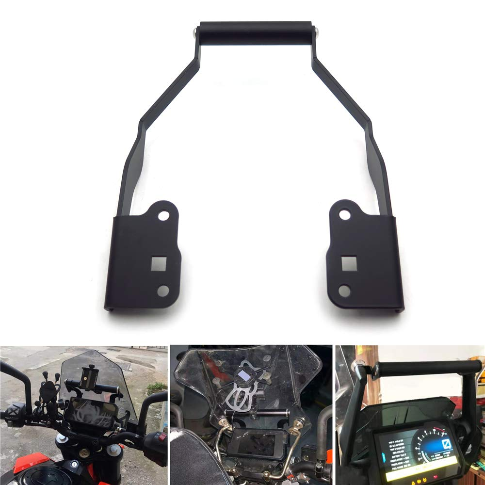 HongK- Stand Holder Mobile Phone GPS Plate Bracket Compatible with BMW F750GS F850GS F750 2018 2019 by HongK