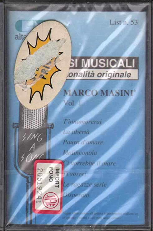 base musicale marco masini