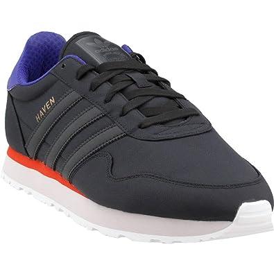 san francisco 7feb1 6ba42 Amazon.com  adidas Mens Haven Casual Athletic  Sneakers  Sho
