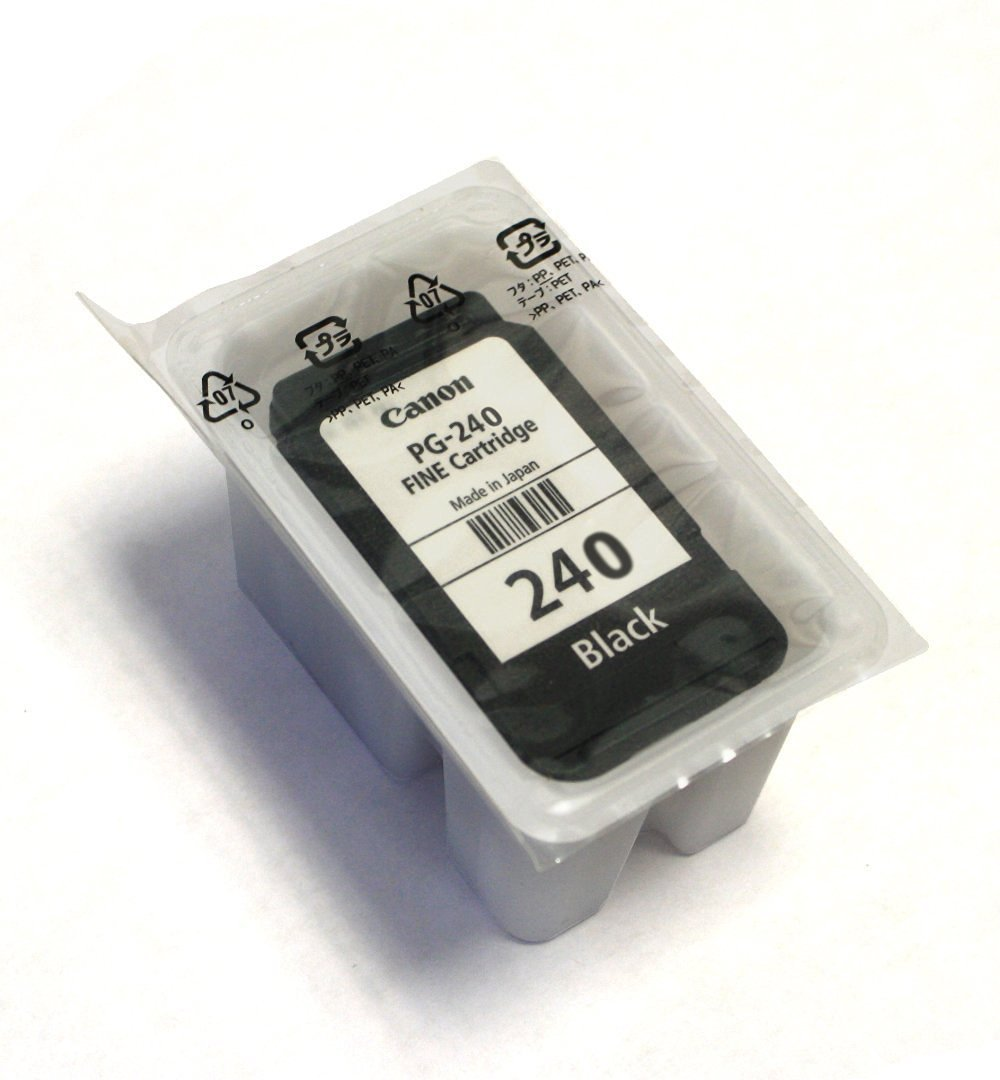Canon Genuine Pg 240 Ink Cartridge For Mx472 Mg3520 Wiring Diagram Cannon Mx459 Fax Mg3522 Mg3122 Mx522 Bulk Package Electronics