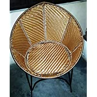 Madhus COLLECTION Relax Our take on The Classic Acapulco Lounge Chair (Yellow/Black). A Limited Edition MG Decor