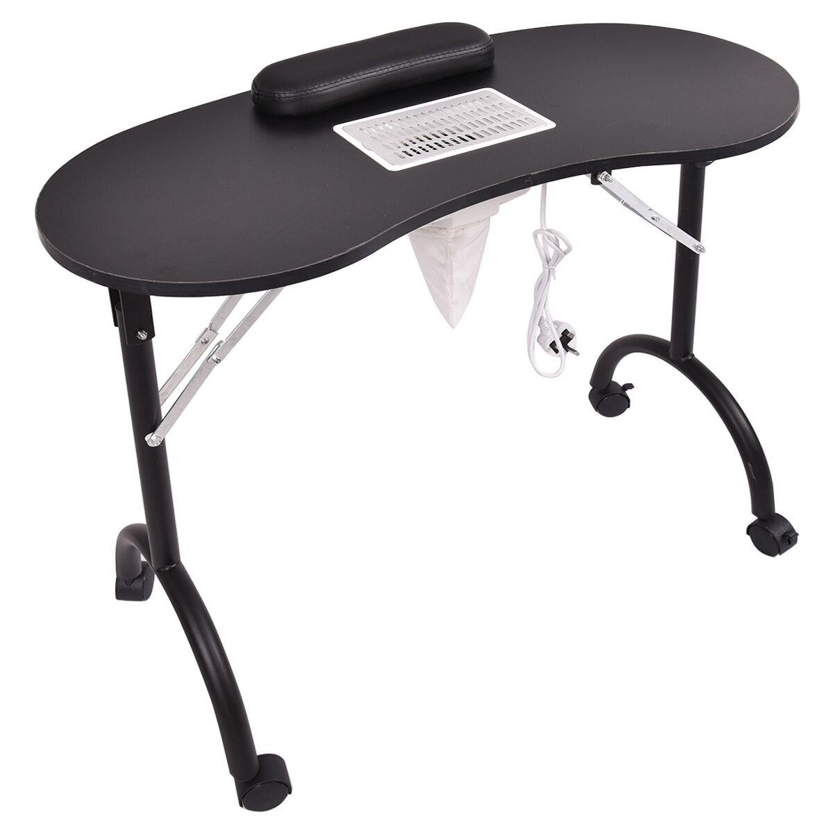 Amazon Com Giantex Pedicure Station Chair Manicure
