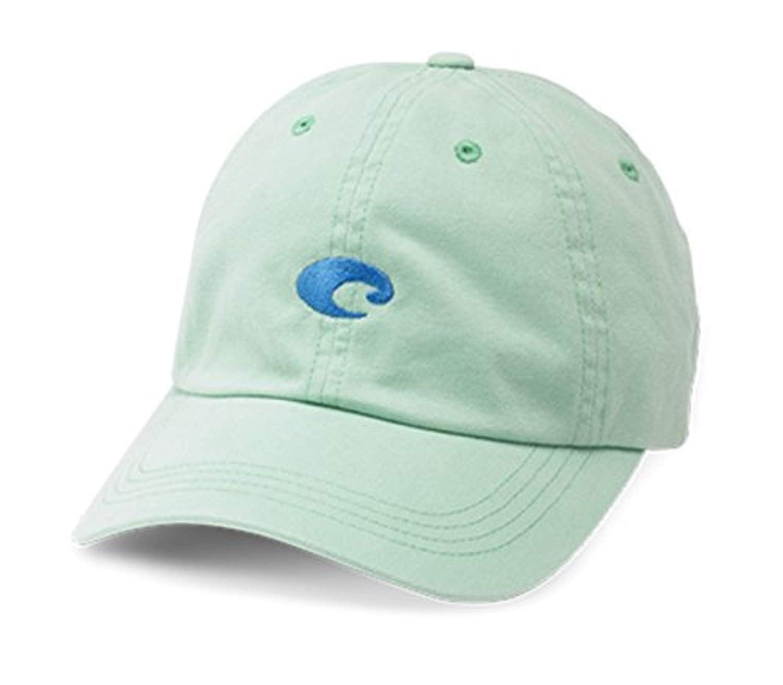 d2de1b2b18b2c ... best price costa del mar mini logo hat mint at amazon mens clothing  store f9a7c e05c1