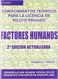 Factores humanos: Amazon.es: ADSUAR MAZÓN, CARLOS JOAQUIN