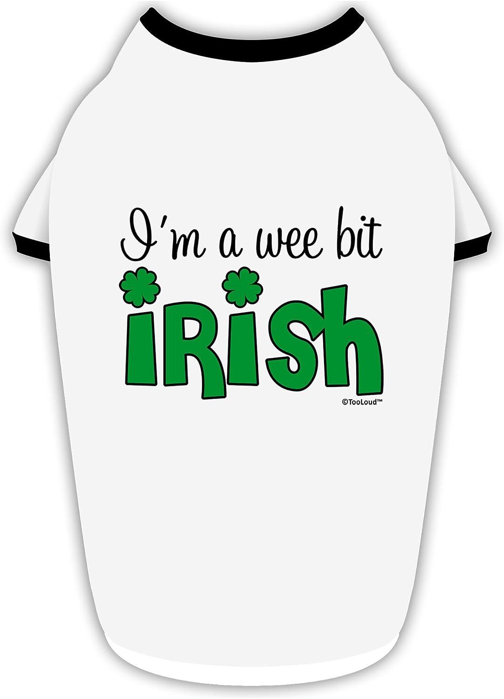 TooLoud St Patricks Day Leprechaun Doge Infant T-Shirt Dark
