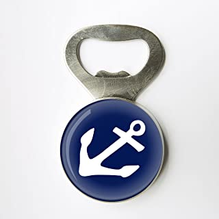 product image for Navy Anchor Bottle Opener