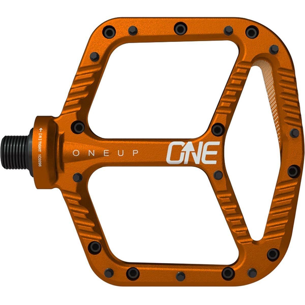 OneUpコンポーネントアルミニウムペダル B07CBC7PMVオレンジ One Size