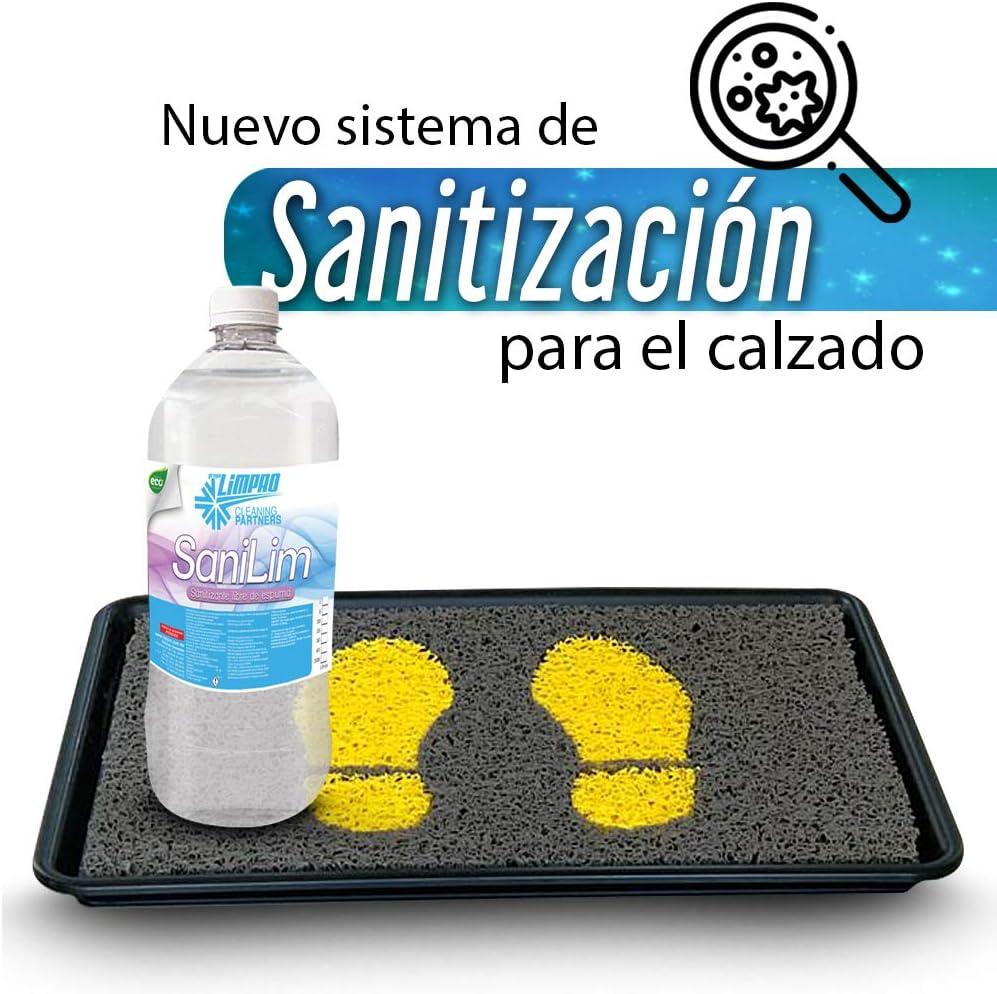 Limpro | Tapete Lavable Sanitizante de Alta Calidad para Calzado ...