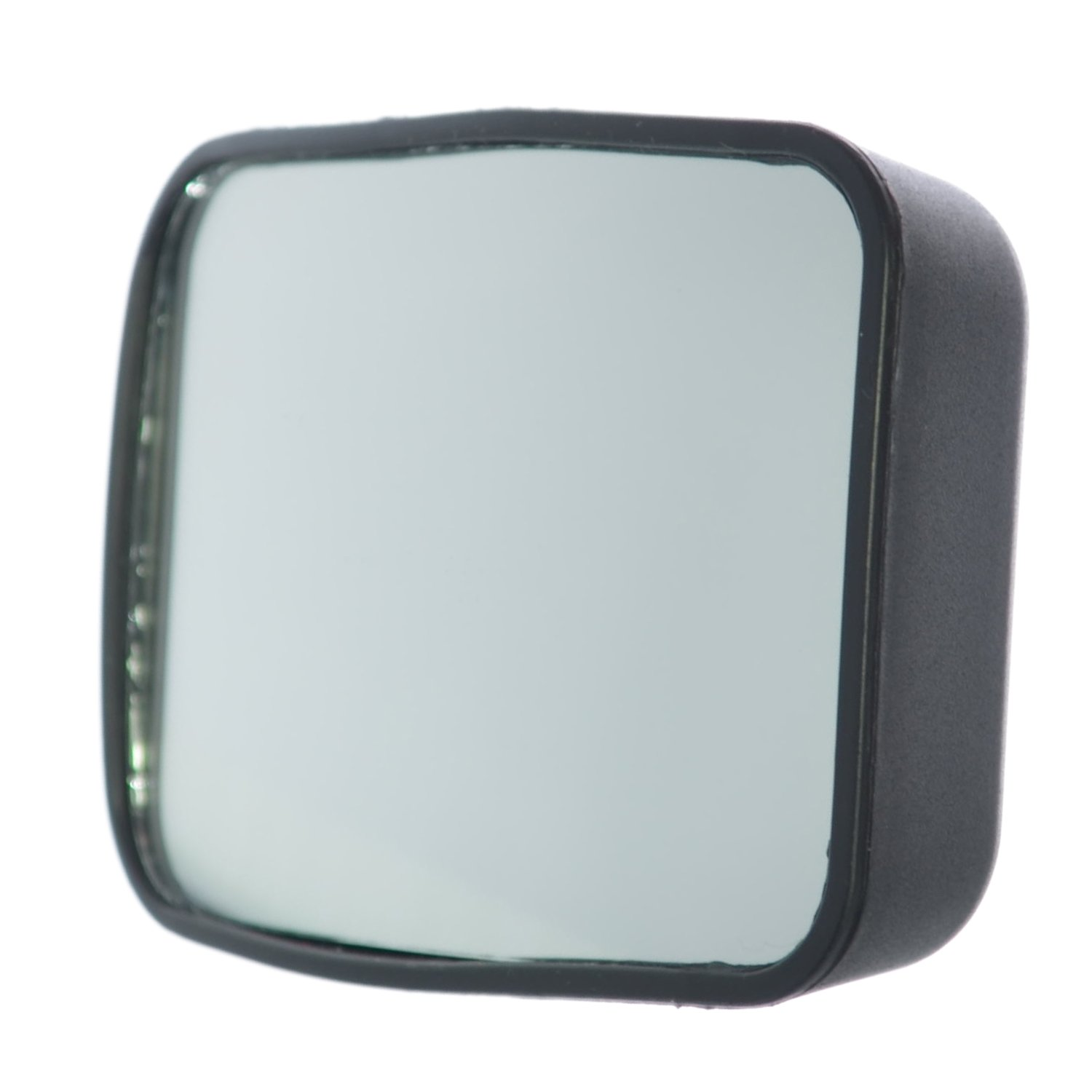 Truck Blind Spot Mirror Attaches to Side Mirrors 3.75x2.5 3.75x2.5 703 Majic Wedge Convex Wide Angle 150 Degree Rear View Car