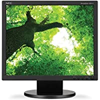NEC AccuSync AS172-BK 17 inch 1,000:1 5ms VGA/DVI LED LCD Monitor (Black)