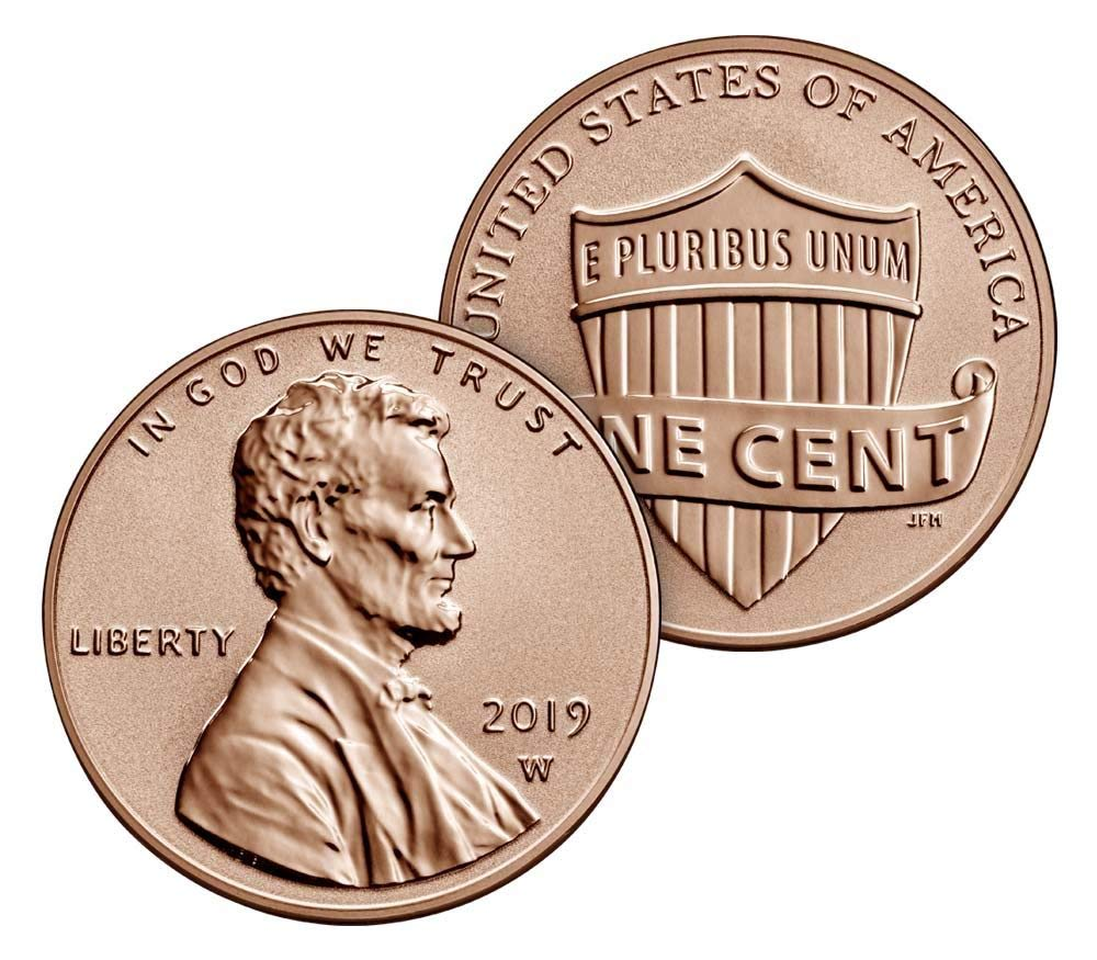 Uncirculated 1987 P Lincoln Memorial Cent Fresh From OBW Roll